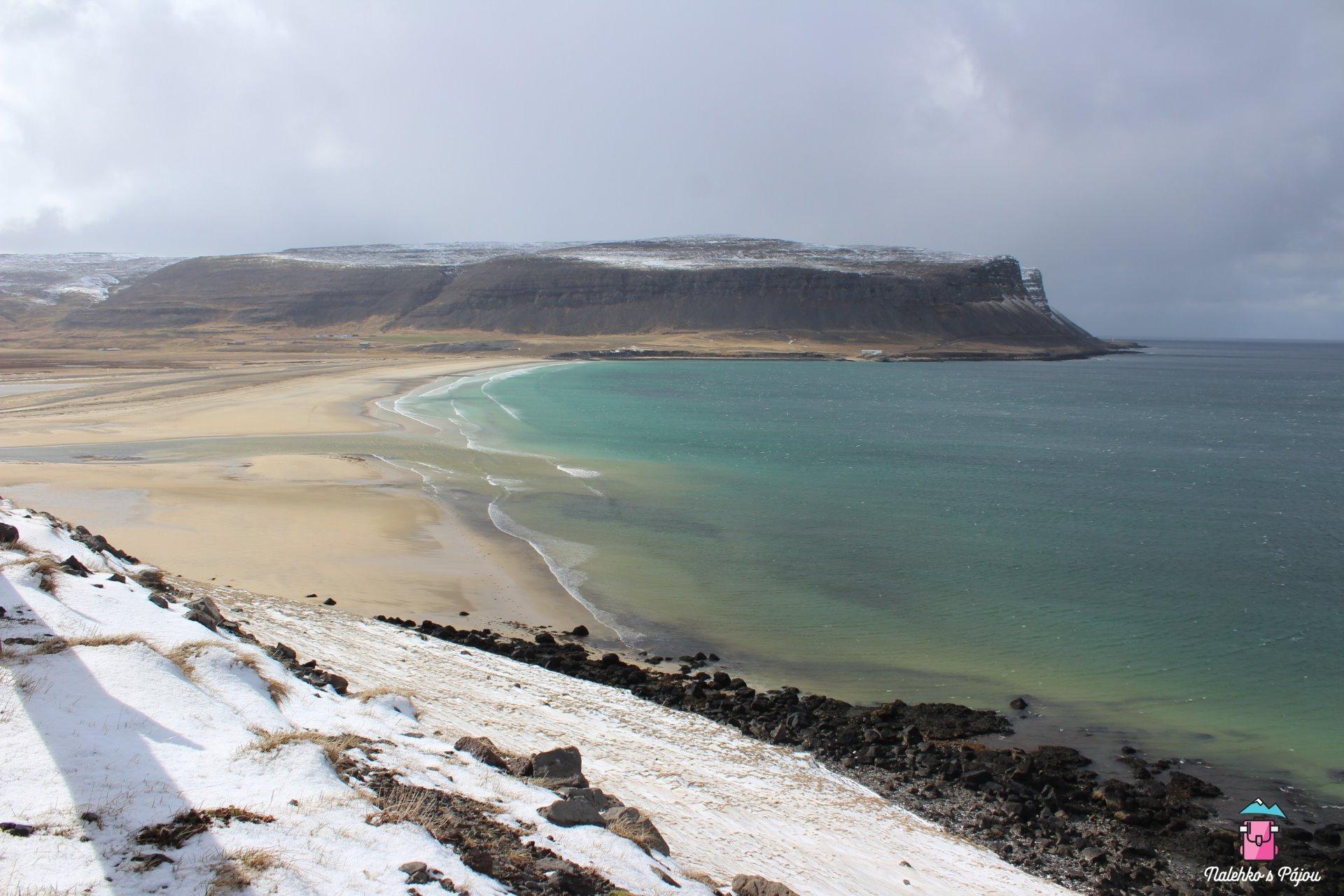 Raudisandur Beach