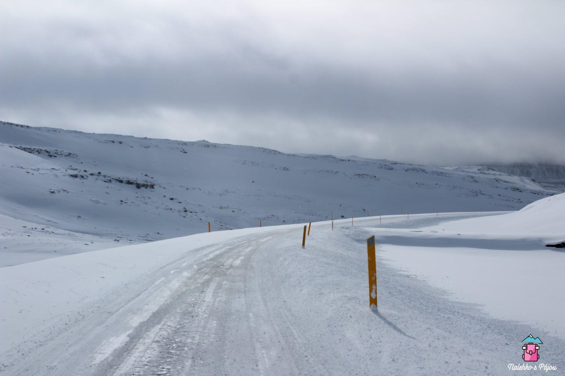 Otevřená silnice, která ani nebyla vidět