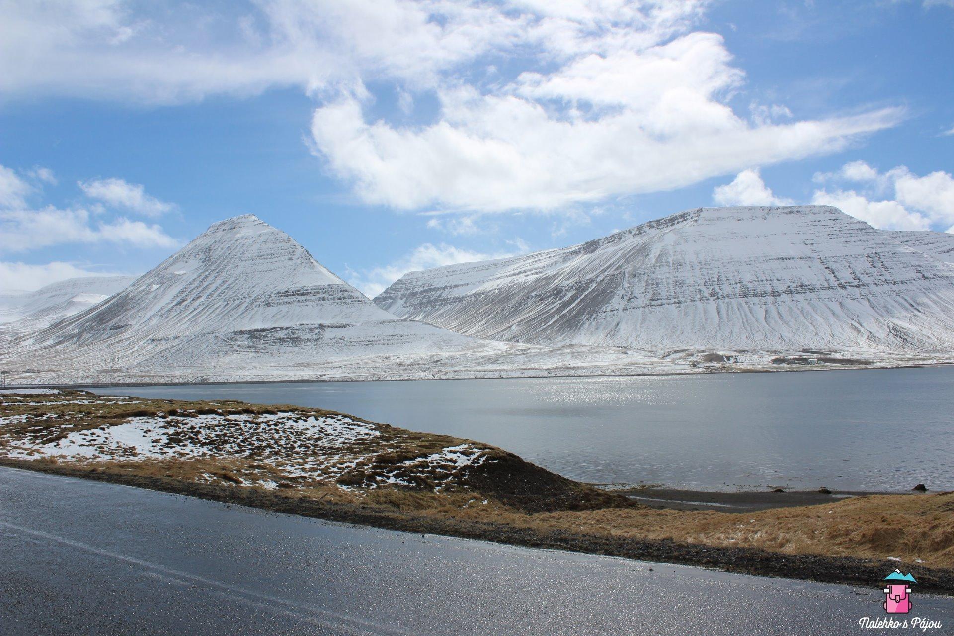 Úžasné a nádherné west fjordy