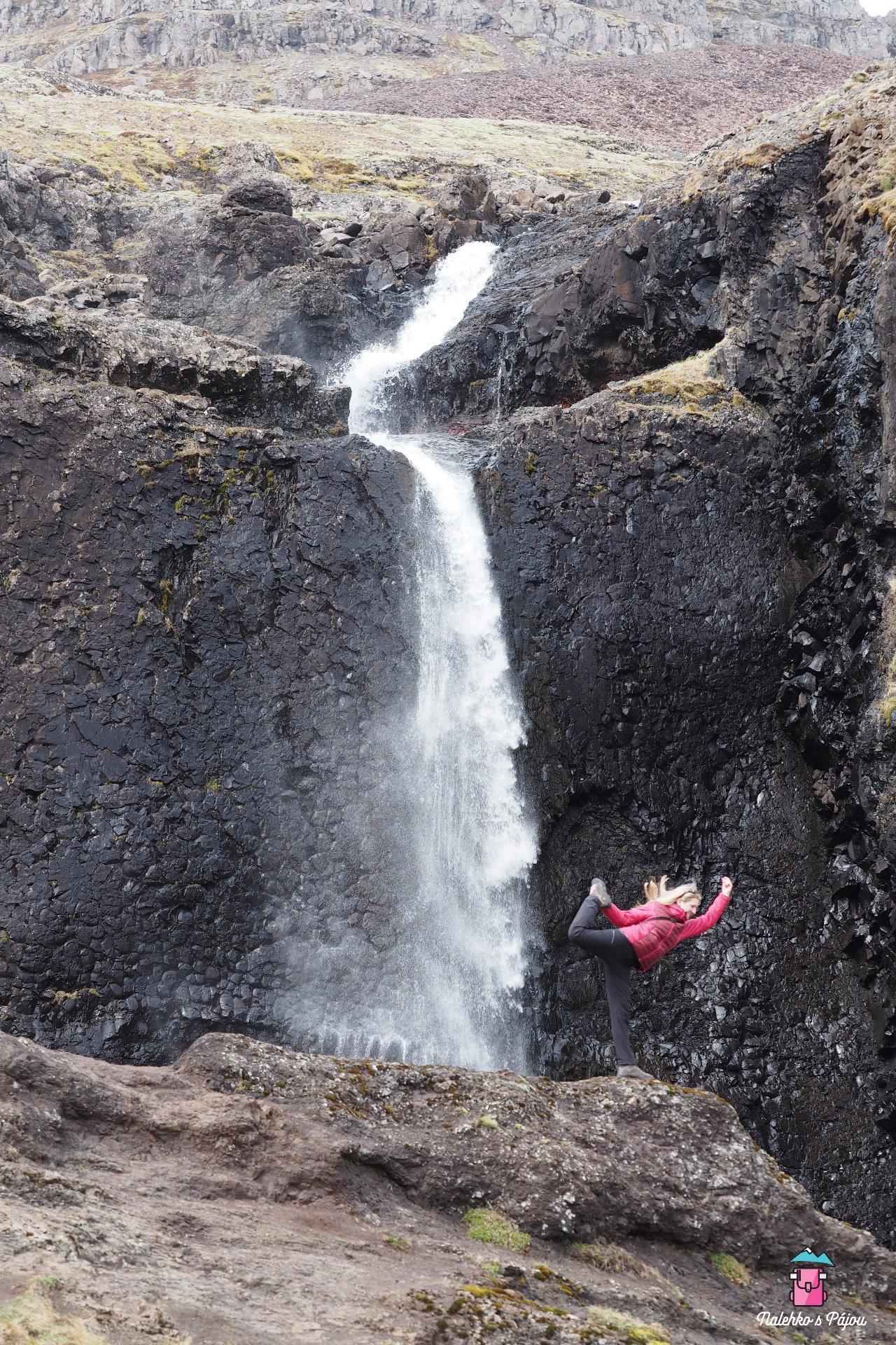 Vodopádů je na Islandu snad miliony!