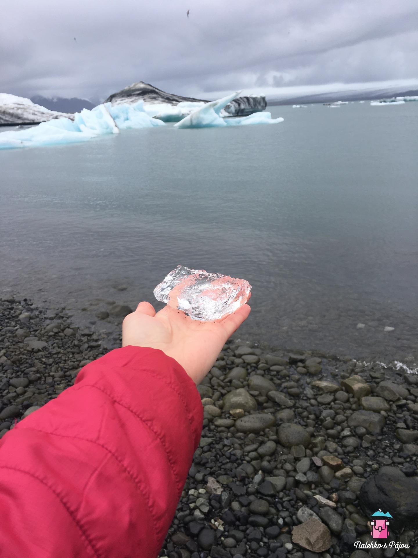 Nejradši bych si ten led odvezla domu