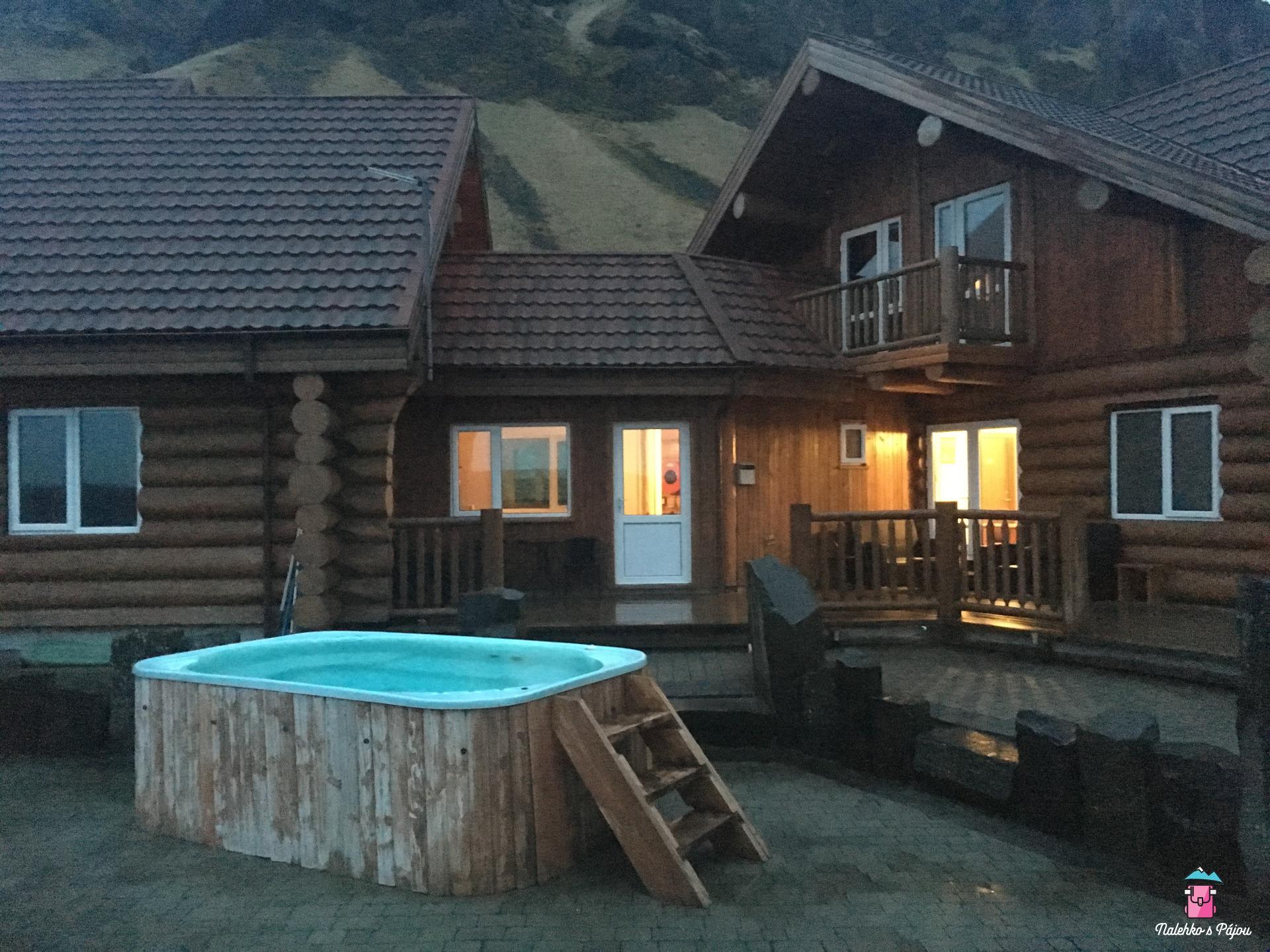 Nádherný hotel, dopřejte si tohle místo taky, pokud se na Island chystáte :)